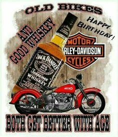 Happy birthday harley davidson happy birthday quotes pinterest happy birthday harley davidson and whiskey bookmarktalkfo Image collections