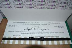 Convite de Casamento (Promoção)