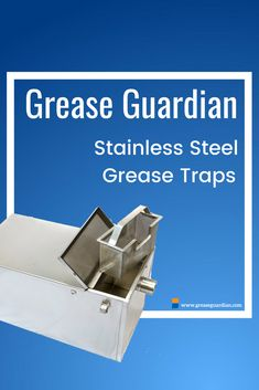 Ideal for busier kitchens that want a stainless steel manual grease trap to place under their sinks. Stainless steel grease trap for internal use. Under Sink, Grease, Stainless Steel, Greece, Under Bathroom Sinks
