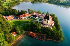 Hotel Schloss Fuschl, Salzburg, Austria