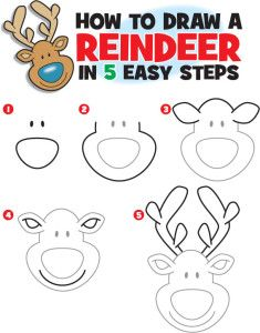 Trendy Ideas for christmas art projects for kids paint how to draw Drawing For Kids, Art For Kids, Crafts For Kids, Drawing Ideas, Xmas Drawing, Drawing Pictures, Easy Drawings For Kids, Christmas Doodles, Kids Christmas