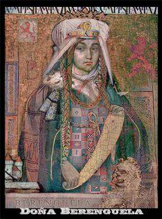 La historia de Doña Berenguela deBarcelona #Mujer #Reina #Reconquista