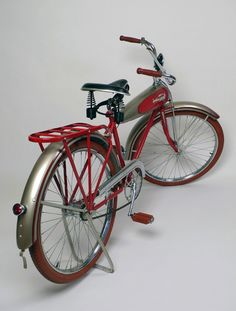 1934 Schwinn Aerocycle - Picture #3 - Dave's Vintage Bicycles