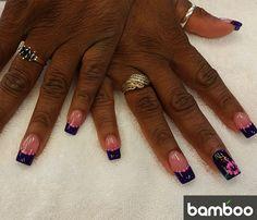 Nail art by Bamboo Nails and Spa Nail Spa, Class Ring, Bamboo, Beauty, Jewelry, Art, Art Background, Jewlery, Jewerly