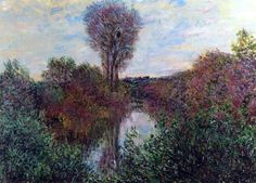 Olive Tree Wood in the Moreno Garden - Claude Monet - WikiPaintings.org