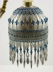 Art Deco ornament kit