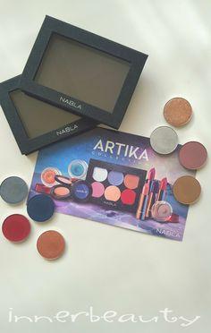 Nabla Cosmetics, Blog, Palette, Eyeshadow, Frame, Beauty, Home Decor, Picture Frame, Eye Shadow