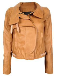 Shop Women's Fashion | Inspiration | Running Errands Outfit  6.00% cash back on Shaw Leather Jacket by using MonaBar.com!