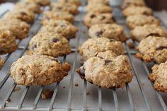 Simply Whole Kitchen: Quinoa Dark Chocolate Chip Cookies {Gluten Free}