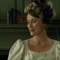 Cynthia Kirkpatrick (Keely Hawes plays her very convincingly) - Elizabeth Gaskells's Wives and Daughters by BBC (1999)