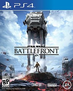 BIGWORDS.com | STAR WARS Battlefront - PlayStation 4 | 0014633368680 - Buy new and used video-games, books and more