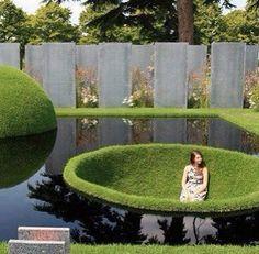 A hidden pool