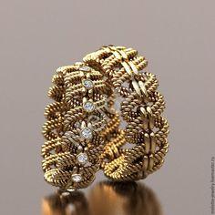 Jewelry Making Metal Wire Jewelry Rings, Jewelry Gifts, Gold Jewelry, Unique Jewelry, Fine Jewelry, Jewelry Making, Tassel Jewelry, Wedding Jewelry, Wedding Rings