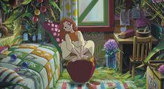 Arrietty le petit monde des chapardeurs | Un Gaijin au Japon