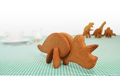 SuckUk | 3D Dinosaur Cookie Cutters