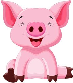 This PNG image was uploaded on March pm by user: POuranos and is about Animal, Cartoon, Pig, Pig Clipart, Pig Clipart.