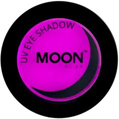 Moon Glow 3.5g Neon UV Eye Shadow Purple ($5.95) ❤ liked on Polyvore featuring beauty products, makeup, eye makeup and eyeshadow