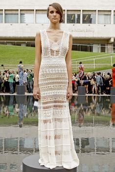Moda Y Tendencia Primavera-Verano 2012. Crochet