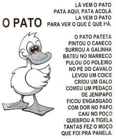 Jardim da Tia Di♥: Poemas infantis No One Likes Me, Becoming A Teacher, Kindergarten Teachers, English Lessons, Homeschool, How To Become, How To Plan, Education, Alice