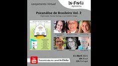 In-Finita Apresenta: Psicanálise de Brasileiro Volume 2 - Lançamento Vir... Polaroid Film, Log Projects, Authors
