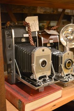 vintage cameras available Sept 19-21, 2014 at www.chartreuseandco.com/tagsale