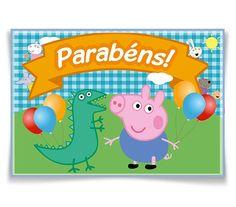 PAINEL DE FESTA GEORGE PIG - Pesquisa Google