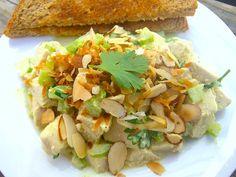 Coconut Curry Chicken Salad Lauren's Latest