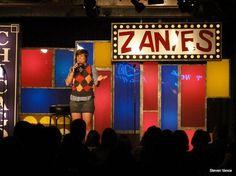 Zanies Comedy Club #BFFNashville