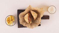 Домашние бургеры из говядины, пошаговый рецепт с фото