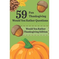 Are you looking for a fun game to play with your family at the Thanksgiving dinner table? These Thanksgiving themed Would You Rather? questions are perfect for the entire family!  About this book:   59 different hilarious questions with fun illustrations Printed on high quality solid white paperEasily color with crayons, colored pencils or colored pensBeautiful designs appropriate for all agesNow no matter what group of people you're spending the holiday season with, you'll be sure to have lots Would You Rather Game, Would You Rather Questions, Fun Games, Games To Play, Fun Illustration, Illustrations, Fun Classroom Games, Assisted Living Activities, Dinner Table
