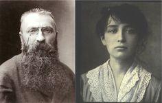 D'Auguste Rodin, né le 12 novembre 1840, qu'a retenu la postérité ? Son œuvre monumentale, La porte de l'Enfer, le Baiser, le Rodin balzacien ou son idylle tragique et sublime avec Camille Claudel. De cette relation passionnée et déchirante, qui conduira la jeune femme à la folie, l'asile et la mort, le maître exprime dans cette lettre son détachement naissant qui conduira le couple à la rupture.