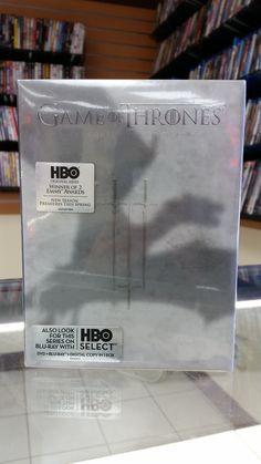Brand New Season 3 of Game of Thrones on DVD #GameofThrones #GOT