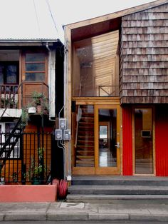 Hotel Palafita do Mar / Eugenio Ortúzar + Tania Gebauer Design Hotel, House Design, Arch Hotel, Hotels And Resorts, Architecture Design, Modern Design, The Neighbourhood, Cottage, Outdoor Decor