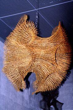 Ruth Asawa - wire sculpture 4
