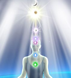 The Upper Chakras and the 8th and 9th Chakra