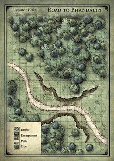 Estrada para Phandalin
