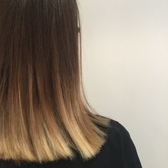 Blended Ombré by Joanne Gilder at Gilded Hair