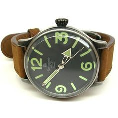 Aeromatic watches made for flight