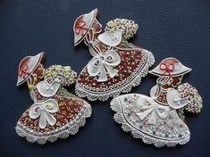 Gingerbread cookies - Beautiful artwork