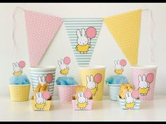 easter rabbit miffy cake - Recherche Google