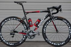 Awesome looking bike... never ridden a BMC, but would love to!