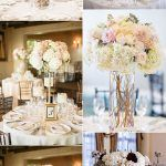 Perfect  35 Centerpieces for 2017 Wedding Ideas