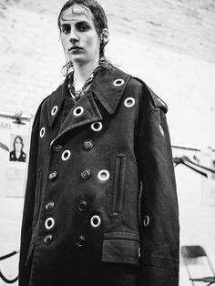 Alexander McQueen, SS16, LCM, Menswear
