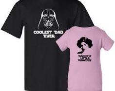 Resultado de imagen de FATHER AND DAUGHTER T-SHIRT
