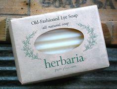 Old-Fashioned Lye Soap