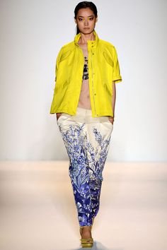 Spring 2013 Ready-to-Wear  Lela Rose