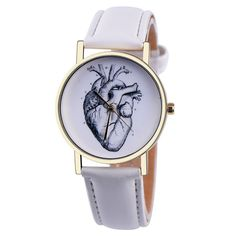 relogios femininos 2016 watch simple women Analog Vogue Quartz Wrist Watch unique pattern gift for friend TONSEE
