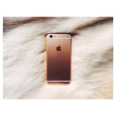 Gold iPhone 6 What I need right now