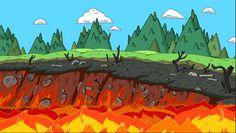 adventure-time-background-paintings-3.jpg (576×325)
