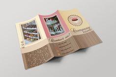 Cake Shop broshure template by studioweb on @creativemarket
